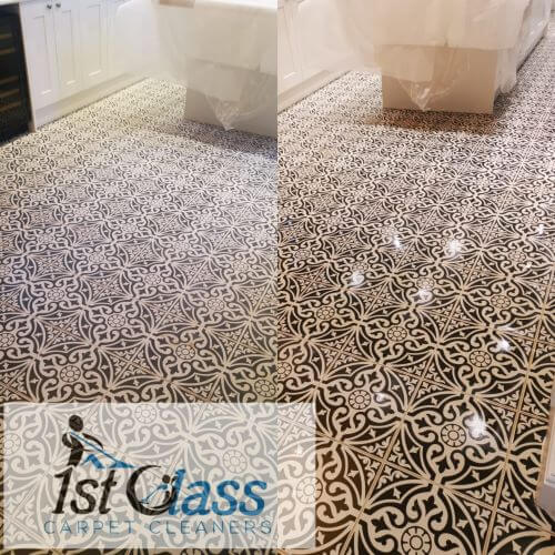 Tile & grout cleaning in stoneygate Leicester