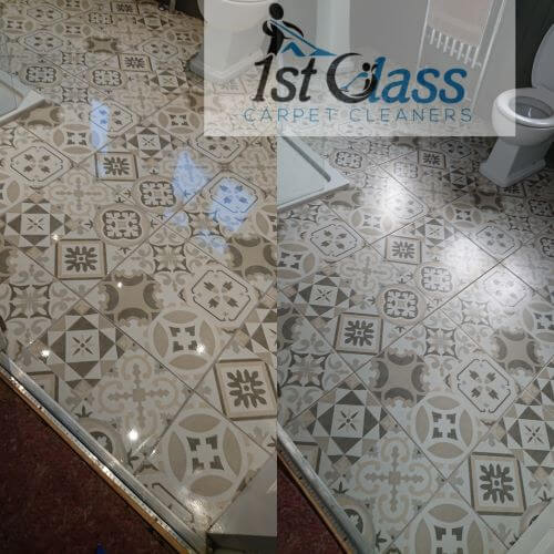 Tile & grout cleaning Stoneygate Leicester