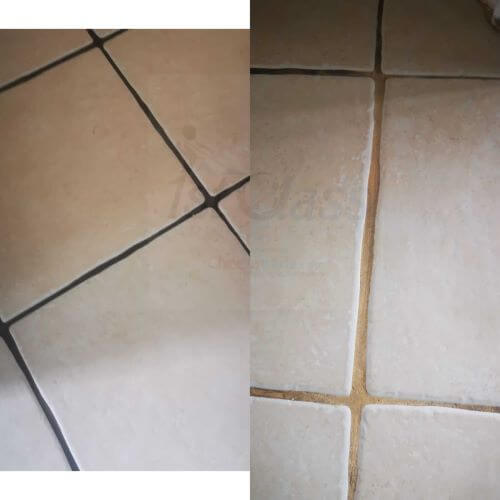 Tile & grout cleaning birstall, Leicester.