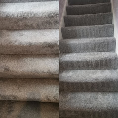 dirty stairs loughborough carpet cleaning