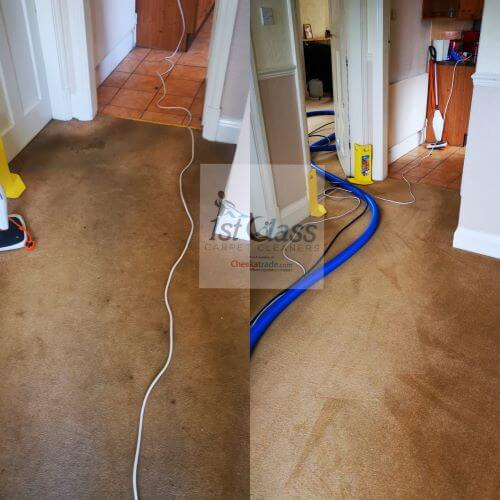 professional carpet cleaning, Groby road, Leicester (52.649860, -1.167130) 52° 38' 59.496'' N 1° 10' 1.668'' W