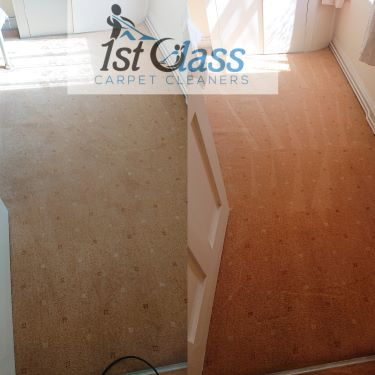 Professional cleaners 1stClass Carpet Cleaners.