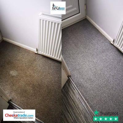 carpet cleaner kirby muxloe