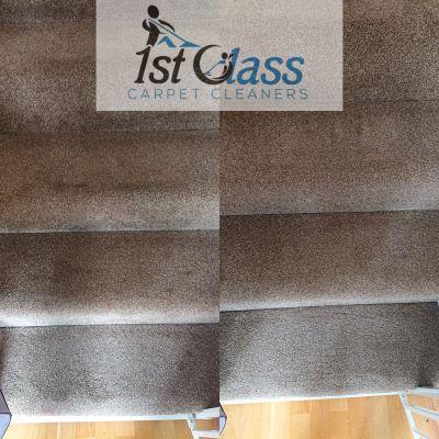 Derbyshire carpet cleaning professionals.
